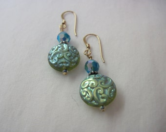 Tislit Lake Earrings