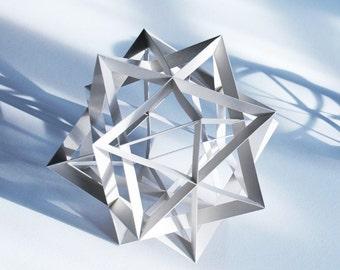 Esher polyhedron