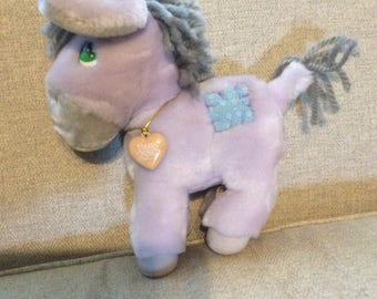 Precious Moments Plush Donkey Slow Me Down Lord Applause Original Tags