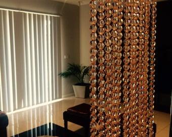 Curtains Ideas bead curtain room divider : Items similar to Beaded curtains ,beaded curtain, room divider ...