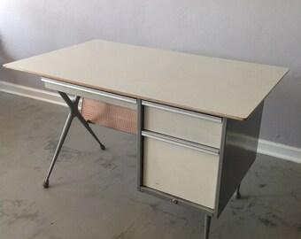 Raymond Loewy Desk and Chair
