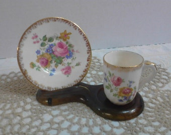 R.M. Gould Co. Teacup and Saucer