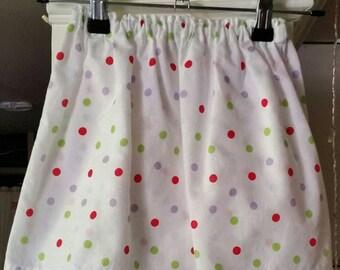 Little girls polka dot skirt size 2 - 3
