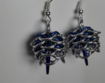 Earrings Pine Cones