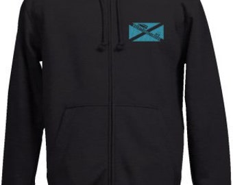 Scottish Defenders Zip Hoodie