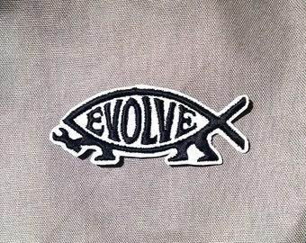 NEW!Evolve Fish