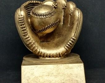 Baseball Glove Trophy