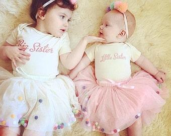 Cute Baby Girl Skirt Multilayer