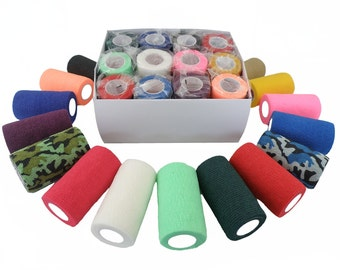 12 Pack adhesive bandages