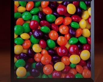 Skittles Coaster