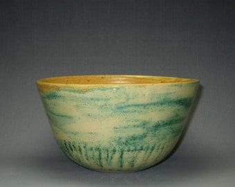 Ceramic Bowl Matcha Chawan green tea bowl Wheel thrown pottery ceramic handmade handthrown Japanese tea ceremony yunomi japanese tea