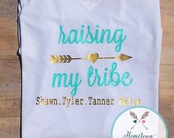 Raising My Tribe