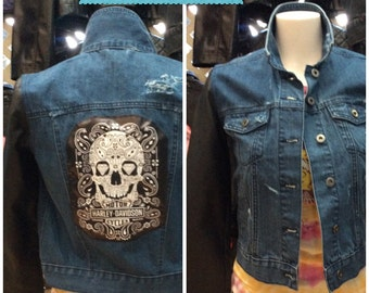 customize your own jacket!!! Here is one of a kind jacket that is for sale