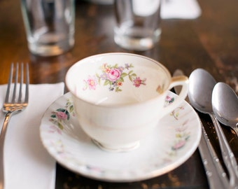 Curiouser and Curiouser - Alice's Tea Cup