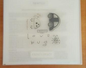 CTMH Love Bug A1053