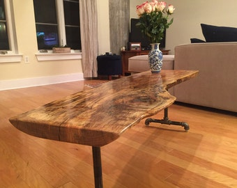 long coffee table | etsy