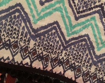 Cotton Gauze Baby Blanket