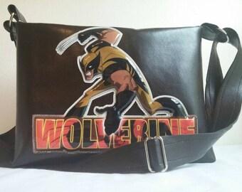 WOLVERINE One of a kind Zippered shoulder bag/crossbody