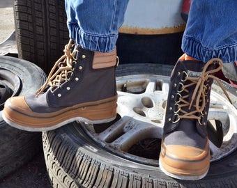 SALE: 1970s Hodgman Lakestream Waterproof Boots // M5 W7.5