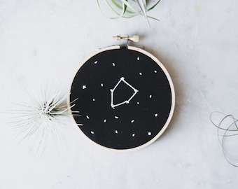 "4"" Cepheus Embroidery"