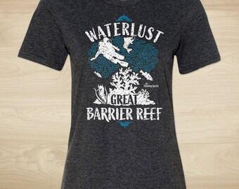Barrier Reef Men's + Women's Tee