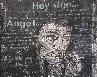 Jimi Hendrix, Lyrics