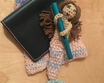 Mermaid bookmarker **made to order**