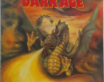 "Dark Age S/T 12"" Metal Ep 1984 Gnarly"