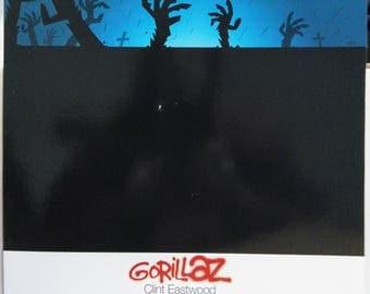 "Gorillaz 12"" Single Dub Hip Hop Clint Eastwood NM- Del the Funky Homosapien"