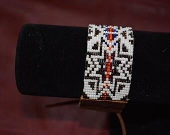 Hand Beaded Bracelet