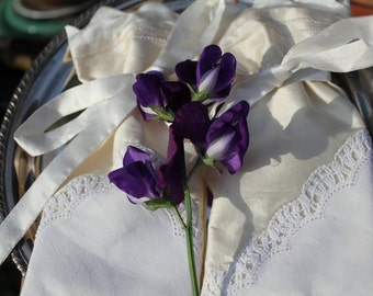 Scented sachets, lavender sachets, pouch, gift packaging,