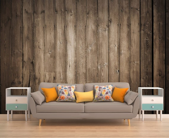 wood wall mural wood wallpaper wood mural wood wall decal