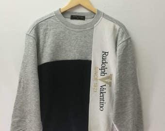 Medium Size RUDOLPH VALENTINO Sweatshirt