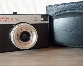 Vintage  70's Camera, photo camera