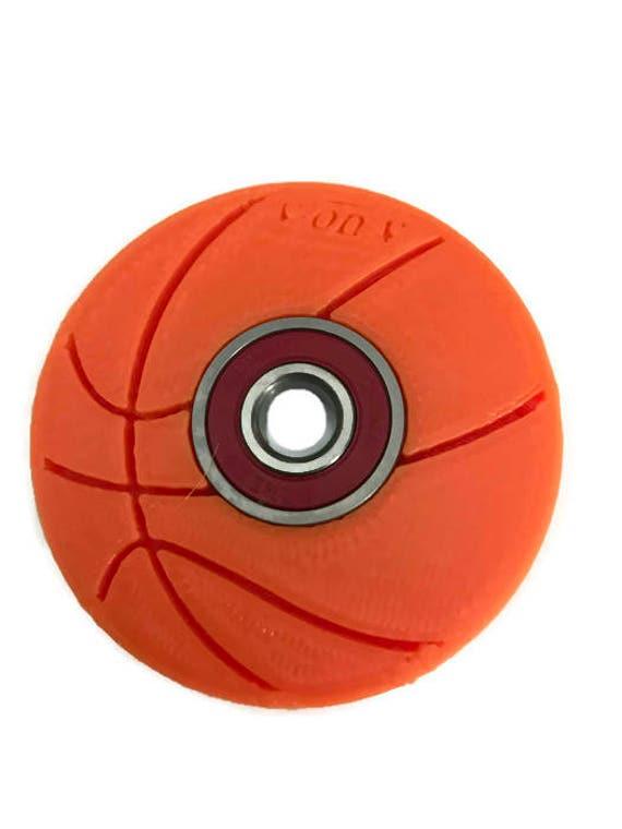 Basketball Fidget Spinner EDC ADD ADHD March Madness