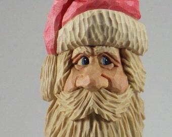Santa Ornament 1