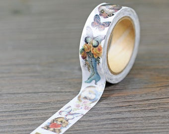 Washi Tape - Decorative Tape - Paper Tape - Planner Tape