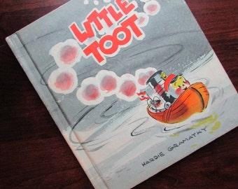 Little Toot Hardie Gramatky Weekly Reader CHildren's Book Club AR