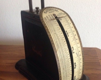 Vintage Pelouze National Postal Scale