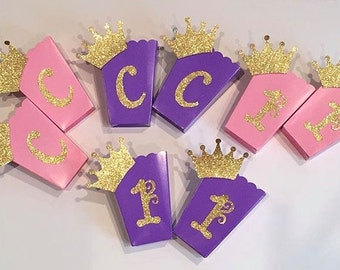 Princess popcorn boxes