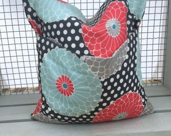 polka dot flowers corn bag. Cornbag. Handmade reusable corn bag. Heating/cooling pad. Microwave heat pad.