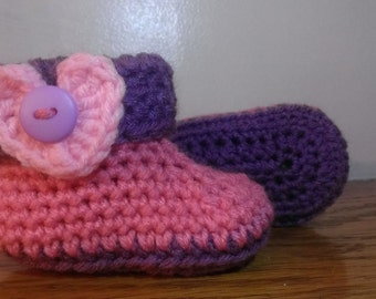 Baby Soft Booties