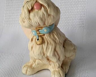 Pendelfin Tammy Dog Stonecraft Figurine.