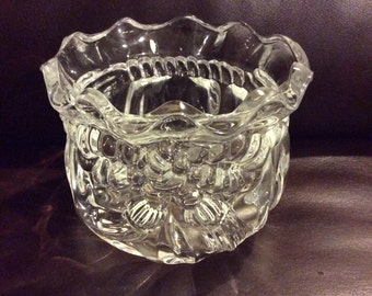 Imperial Crystal Bowl/Candy Dish