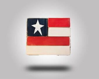 American Flag Blocks