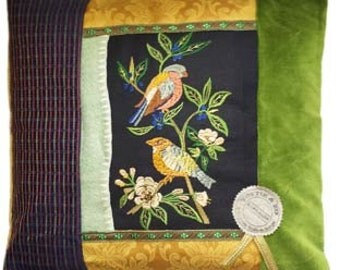 Pillow, Pillow embroidery-2