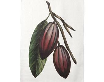 Cocoa Kitchen Towel