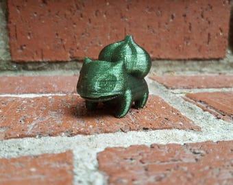 Pokemon Inspired Bulbasaur Figurine