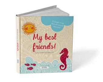 Friendship book 'My best friends!'