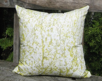 Includes Insert & Free Shipping! Abstract Tree pillow, Tree pillow, Tree branch pillow, Nature pillow, Photograph, Handmade item!